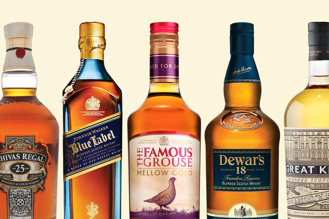 blend whisky