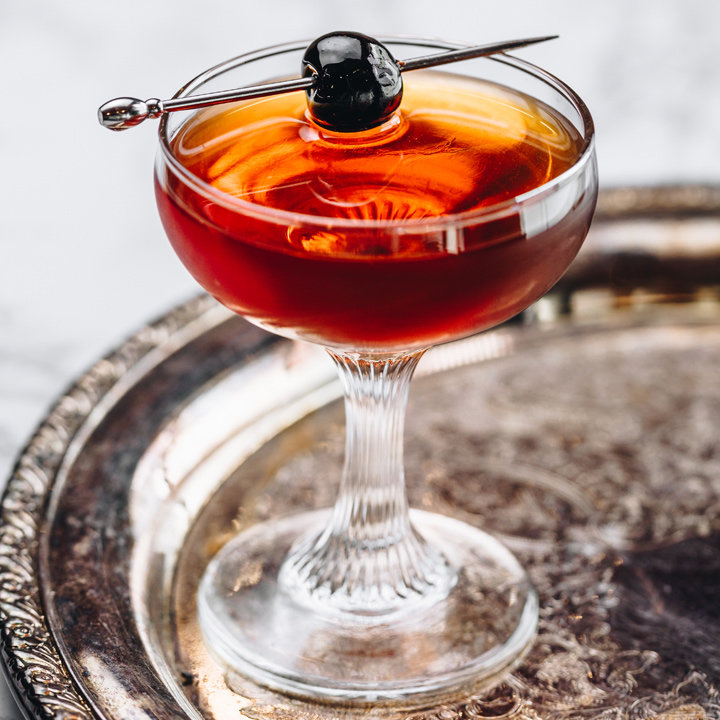Manhattan, cocktail con whisky